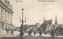 LILLE CARTE PHOTO ALLEMANDE 1918 - Lille