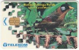 MALAYSIA A-640 Chip Telekom - Animal, Bird - Used - Malaysia