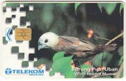 MALAYSIA A-644 Chip Telekom - Animal, Bird - Used - Malaysia