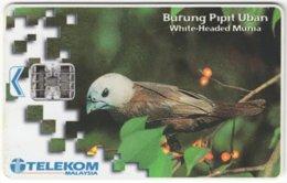 MALAYSIA A-645 Chip Telekom - Animal, Bird - Used - Malaysia