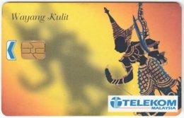 MALAYSIA A-657 Chip Telekom - Culture, Traditional Fesitval - Used - Malaysia