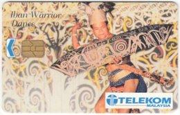 MALAYSIA A-658 Chip Telekom - Culture, Traditional Fesitval - Used - Malaysia