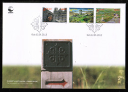 CEPT 2012 NO MI 1783-84 NORWAY FDC - 2012