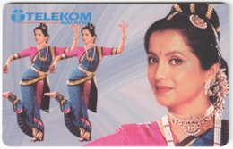 MALAYSIA A-675 Chip Telekom - Culture, Traditional Dancer - Used - Malaysia