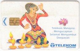 MALAYSIA A-685 Chip Telekom - Used - Malaysia