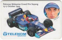 MALAYSIA A-686 Chip Telekom - Sport, Motor Race, Formula One - Used - Malaysia