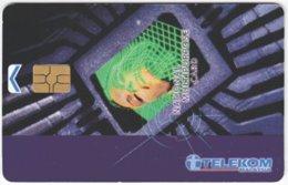 MALAYSIA A-698 Chip Telekom - Used - Malaysia
