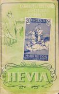 España. Bibliografía. 1951. CATALOGO DE SELLOS DE COLONIAS, EX-COLONIAS ESPAÑOLAS, CUBA Y FILIPINAS. Catálogo Hevia. Mad - Sellos