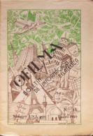 España. Bibliografía. (1940ca). Conjunto De Ocho Revistas De Filatelia OFILMA, Correspondientes A Los Números 14-17, 19- - Sellos