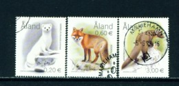 ALAND  -  2004 Predators Set Used As Scan - Aland