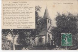 TROUVILLE: Eglise Saint-Jean (Poème De Théodore Legrand) - Trouville