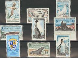 Tierras Australes-TAAF. MNH **Yv 12/17. 1959. Serie Completa. MAGNIFICA. Yvert 2014: 262 Euros. - Sin Clasificación
