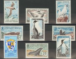 Tierras Australes-TAAF. MNH **Yv 12/17. 1959. Serie Completa. MAGNIFICA. Yvert 2014: 262 Euros. - Tierras Australes Y Antárticas Francesas (TAAF)