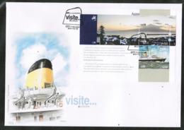 CEPT 2012 AZORES MI BL 49 FDC - Europa-CEPT