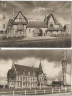 CPA - LOUVETOT - RADIO-NORMANDIE - Emetteur ... - Edition Draeger - Lot De 2 Vues - France