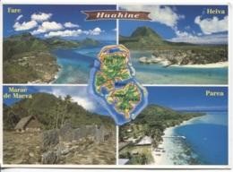 CPM - POLYNESIE Française - ÎLE DE HUAHINE ... - Edition Pacific - Frans-Polynesië