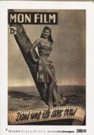 CPM - PIN UP - ESTHER WILLIAMS - Affiche De Film ... Edition PUB - Pin-Ups