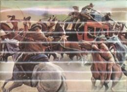 CPM - CARTE STEREO (TOPPAN) - ILLUSTRATION G.DE SAINTE CROIX - Edition M.D. Imprimé Au JAPON - Postcards