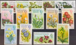 Falkland. MNH **Yv 160/73. 1968. Serie Completa. MAGNIFICA. Yvert 2014: 105 Euros. - Islas Malvinas