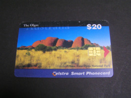 AUSTRALIA Phonecards.. - Australie