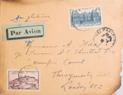 Correo Aéreo Accidentado. Sobre Yv . 1946. Accidente Aéreo Ocurrido El 4 De Septiembre De 1946, En El Avión Que Cubría L - Aviones