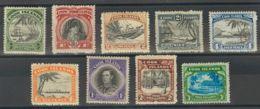 Cook. MH *Yv 63/70. 1944. Serie Completa. MAGNIFICA. (SG137/45 90£) Yvert 2013: 60 Euros. - Islas Cook
