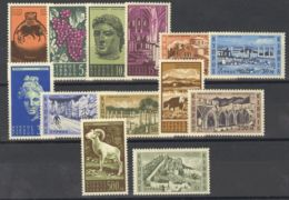 Chipre. MNH **Yv 194/06. 1962. Serie Completa. MAGNIFICA. Yvert 2012: 120 Euros. - Chipre