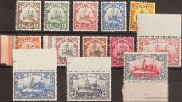 Togo. MNH **Yv 7/19. 1900. Serie Completa. MAGNIFICA Y RARA SIN FIJASELLOS. (Mi7/19 800 Euros) - Togo (1960-...)