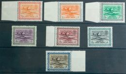 Arabia Saudita. MNH **Yv 212/17. 1963. Serie Completa. MAGNIFICA. Yvert 2011: 135 Euros. - Arabia Saudita