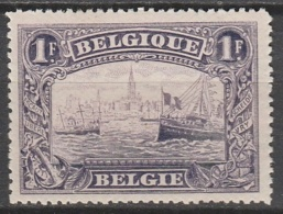 Belgie      .    OBP       .    145      .         **      .       Postfris  .   /   .    Neuf SANS Charniere - 1915-1920 Albert I