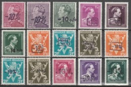 Belgie      .    OBP       .    724A/724P    .         **      .       Postfris  .   /   .    Neuf SANS Charniere - Unused Stamps