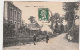Cpa 76   Burette ( Bures-en-Bray ) Entrée Du Pays - Francia