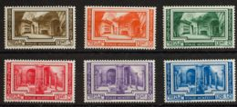Vaticano. MNH **Yv 80/85. 1938. Serie Completa. MAGNIFICA. Yvert 2016: 200 Euros. - Vaticano (Ciudad Del)