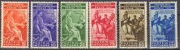 Vaticano. MNH **Yv 66/77. 1935. Serie Completa. MAGNIFICA. Yvert 2013: 800 Euros. - Vaticano (Ciudad Del)