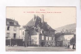 CPA DPT 46 ST CERE, MAISON ANCIENNE PLACE DE LA REPUBLIQUE - Saint-Céré