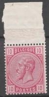 Belgie  .   OBP  .     38     .    **    .  Postfris  .   /   .  Neuf SANS Charniere - 1883 Leopoldo II