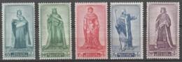 Belgie  .   OBP  .     751/755     .    **    .  Postfris  .   /   .  Neuf SANS Charniere - Unused Stamps