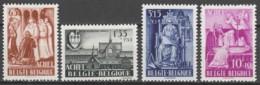 Belgie  .   OBP  .     773/776       .    **    .  Postfris  .   /   .  Neuf SANS Charniere - Unused Stamps