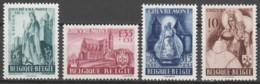 Belgie  .   OBP  .     777/780       .    **    .  Postfris  .   /   .  Neuf SANS Charniere - Unused Stamps