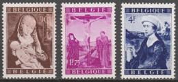 Belgie  .   OBP  .     795/797       .    **    .  Postfris  .   /   .  Neuf SANS Charniere - Unused Stamps
