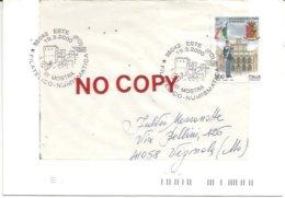Este, 19.3.2000, Annullo III Mostra Filatelico Numismatica, Castello, Su Busta Viaggiata Per Vignola. - Italy
