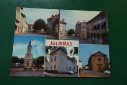P )  DIVERS VUES JULIENAS - Julienas
