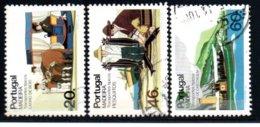 N° 105,07,08 - 1985 - Madeira