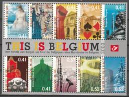 Belgie  .   OBP  .    LX 92       .    **    .  Postfris  .   /   .  Neuf SANS Charniere - Hojas