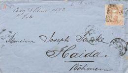 España. Amadeo I. Amadeo I. RARO DESTINO. - 1872-73 Reino: Amadeo I