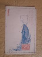 Brésil Entier Postal Sans Circuler - Entiers Postaux