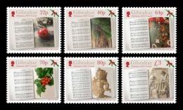 Gibraltar 2019 Mih. 1933/38 Christmas Carols MNH ** - Gibilterra