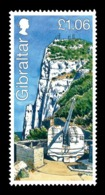 Gibraltar 2019 Mih. 1939 Defensive Tunnels. Rock's Great Siege Tunnels (joint Issue Gibraltar-Luxembourg) MNH ** - Gibilterra
