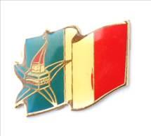 Pin's MAGIQUE La Mascotte Des J.O ALBERTVILLE 92 - Etoile - Drapeau FRANCAIS - 1991 Cojo - I704 - Olympische Spelen