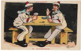 "Nos Marins Illustrateur Gervese- ""La Petite Partie""- Non Voyagee N:25-TBE - Gervese, H."